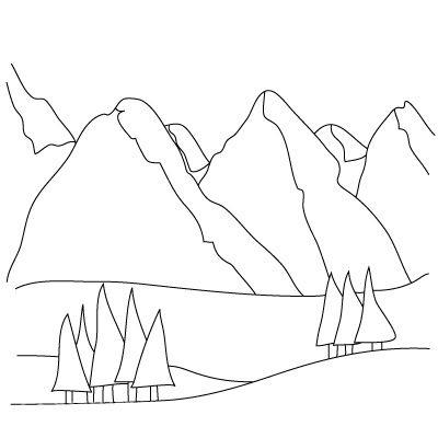 Картинки рисунки как нарисовать гору тарелок