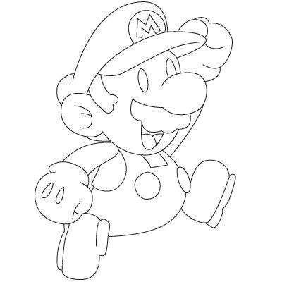 Как рисовать Марио?: girafejournal.com/detyam/23-kak-risovat-mario.html