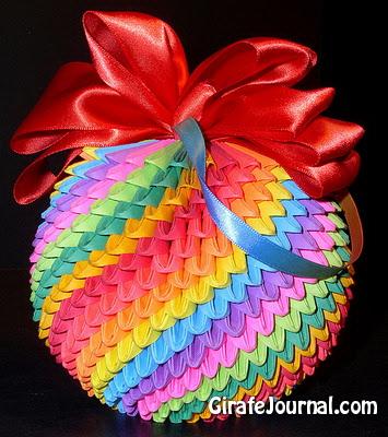 Что такое 3D Оригами?