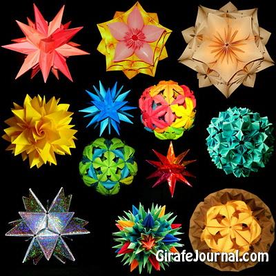 Что такое Модульное оригами?