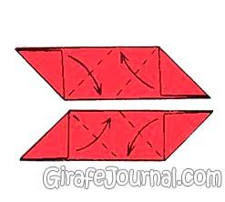 Фото: Как сделать сюрикен из бумаги?