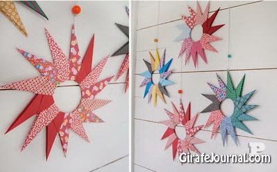 Как сделать звезду оригами? Видео инструкция