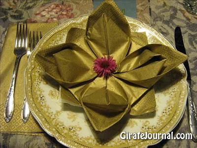 Оригами цветок кувшинка: видео