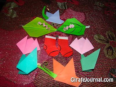 Интересное оригами для детей: видео инструкция