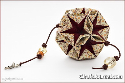 Оригами от Марии Вахрушевой: видео инструкция