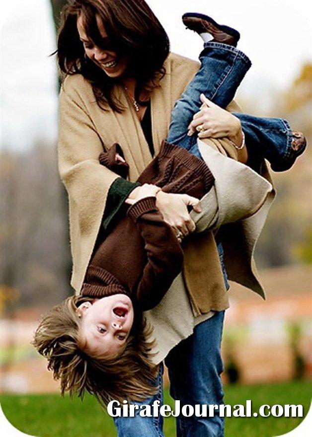 для няни знакомство с ребенком
