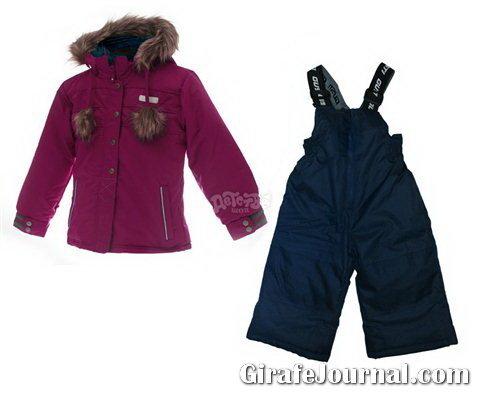 Готуємося до зими або як вибрати зимовий дитячий костюм фото 2db1867388bfd