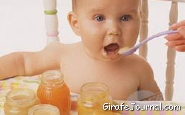 А знаете ли вы, что IQ вашего малыша напрямую зависит от его питания?