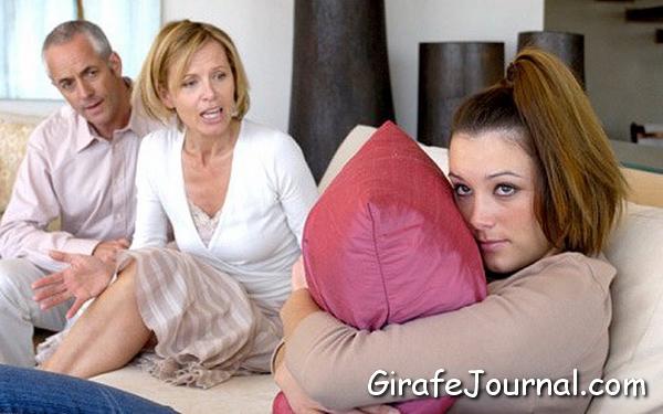 Беременность в подростковом возрасте