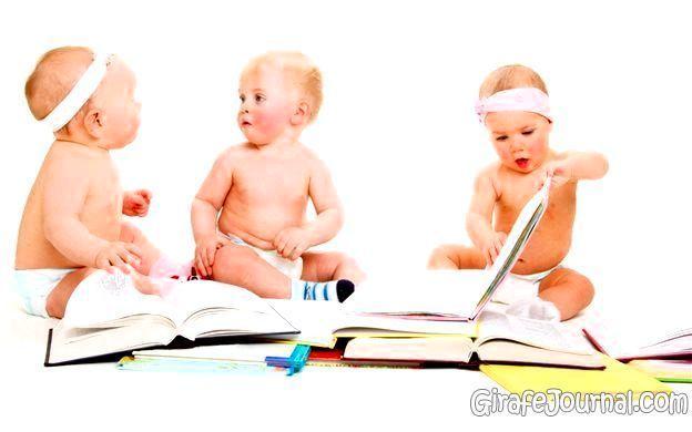Як і коли вчити дитину читанню