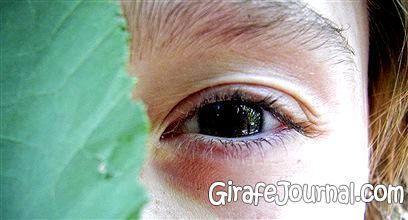 Моргання очей у дитини