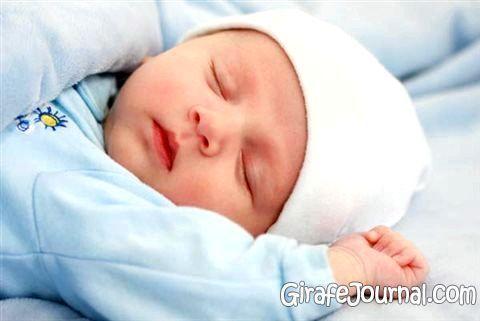 Размер головы у новорожденных по месяцам
