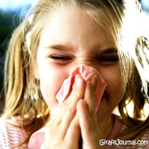 Хронический насморк у ребёнка