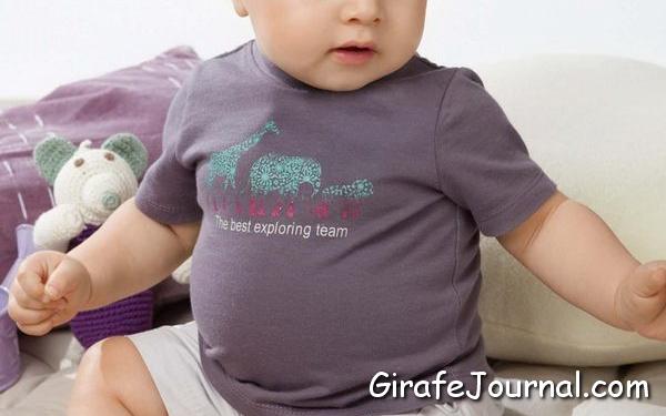 Одеваем новорожденного