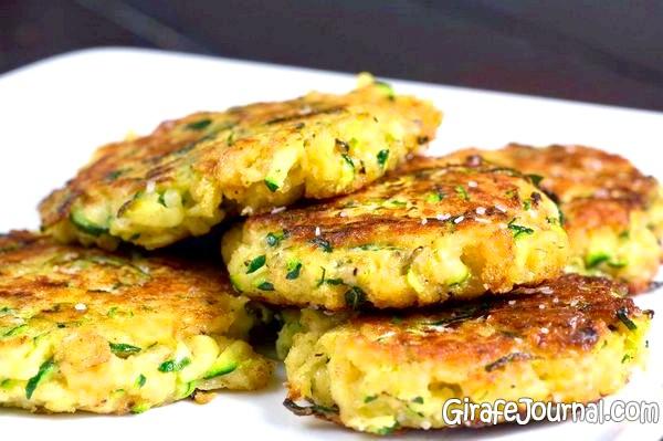 Фото: Оладушки из кабачков рецепт