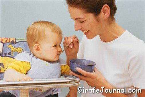 Як підготувати дитину до садка: харчування в 3 роки