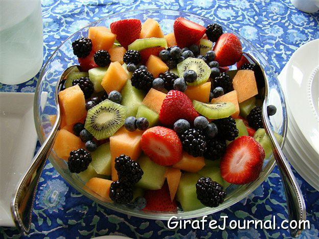 Детские фруктовые салаты рецепты простые и вкусные