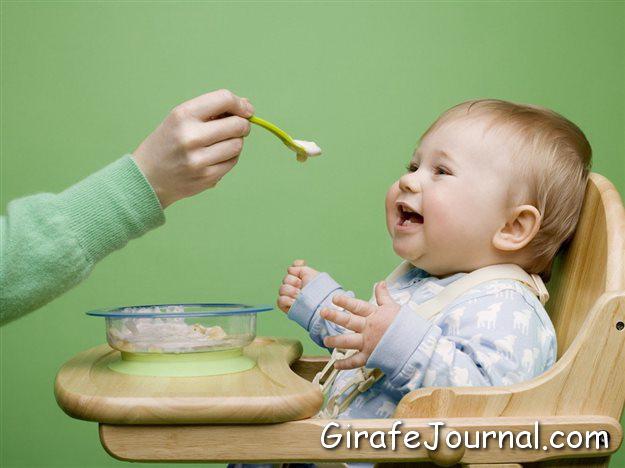 Раціон в 8 місяців дитині. Харчування і меню