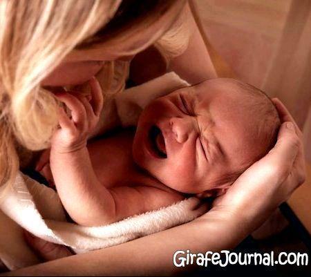 Половой криз у новорожденных малышей