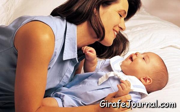 Потница у новорожденных детей