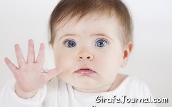 Простуда у детей до и после первого года жизни
