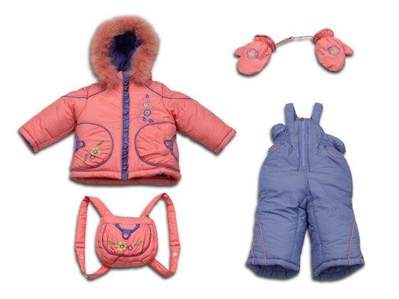 Детская одежда фирмы керри