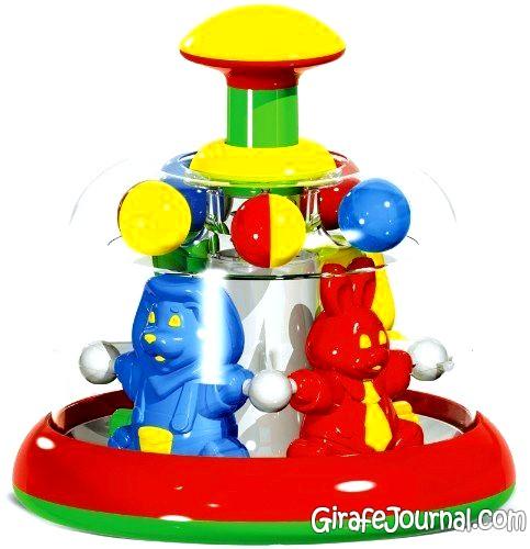 Пізнавальними розвиваючі іграшки для дітей