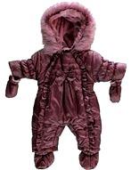 Одеваем ребенка на прогулку зимой от и до?