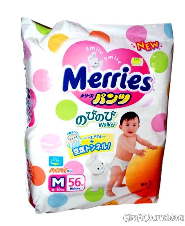Виды памперсов для новорожденных