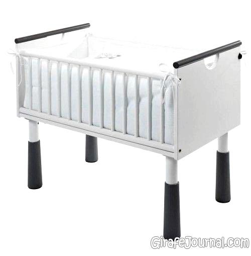 Вибір ліжечка для новонародженого