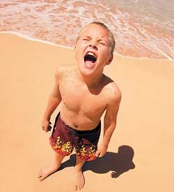 Трудности воспитания, как не повышать голос на ребенка?