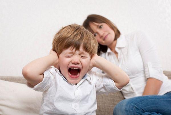 Труднощі виховання або як не кричати на дитину