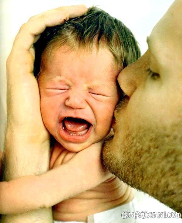 Уход и обработка пупочной ранки, а также омфалит у новорожденных детей