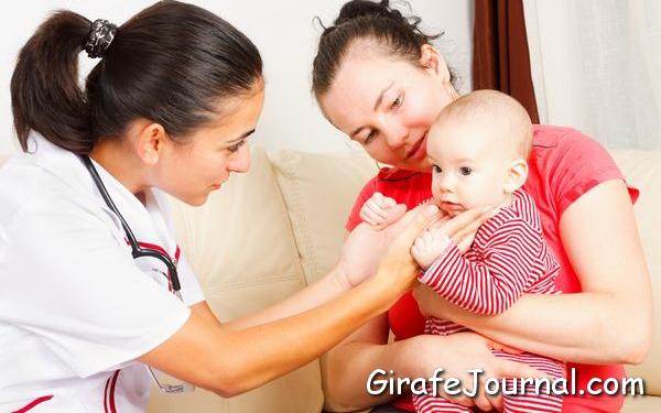 Запалення лімфатичних вузлів у дітей