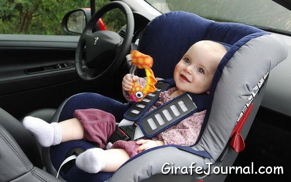 Возможна ли поездка с новорожденным ребенком на дачу?