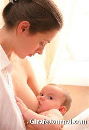 как похудеть грудному ребенку