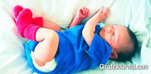 Недоношена дитина