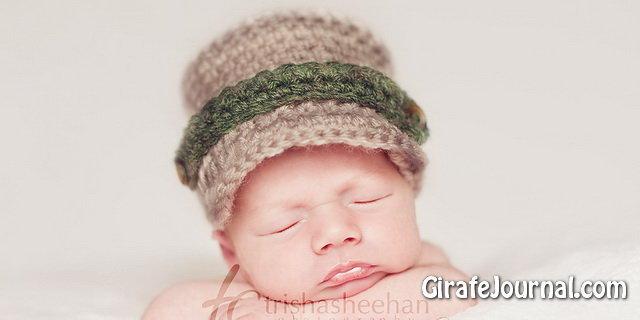 Как зарождается ребенок в утробе