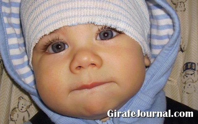Фото зубов у годовалого ребенка