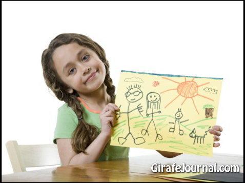 Роль малювання в житті дитини