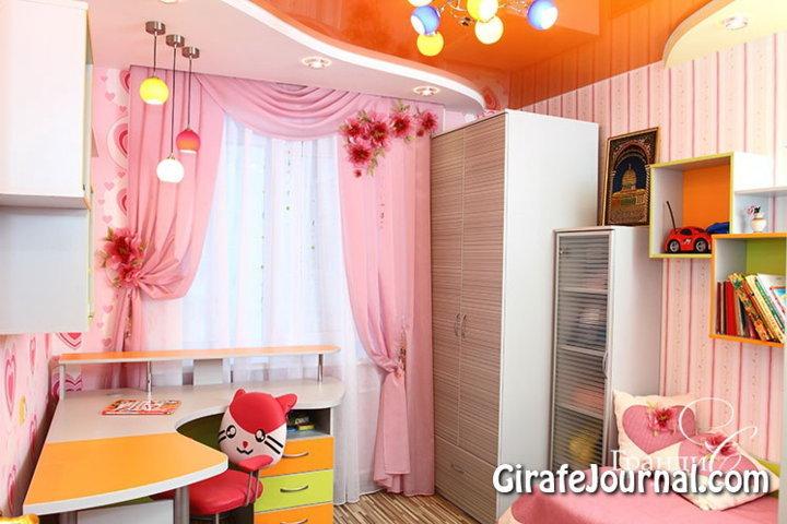 Штори для дитячої кімнати
