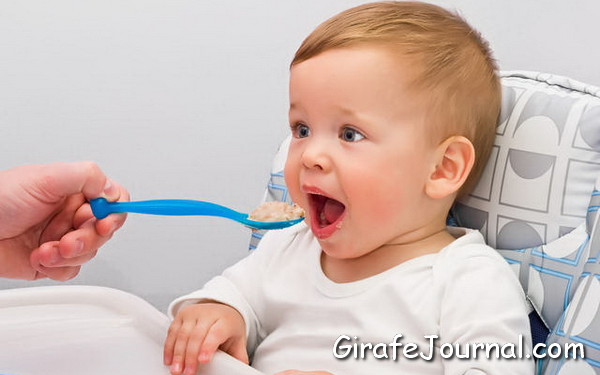 Норма їжі для дитини до року
