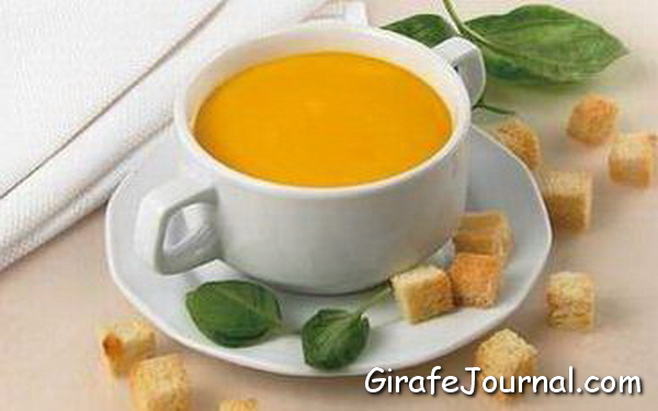 рецепты супов с кабачками для детей