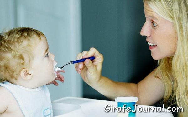 Раціон харчування для дітей 9 місяців
