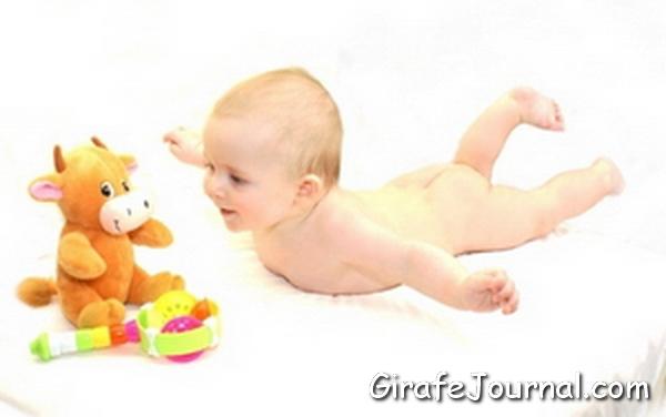 Гімнастика з перших днів життя