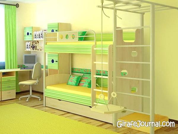 Дизайн детских комнат для мальчиков 7 лет