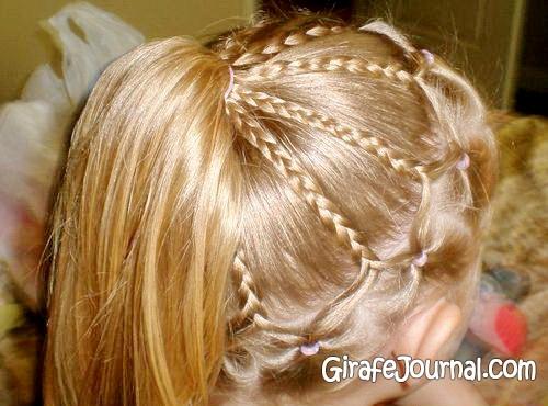 Смотреть причёски на длинные волосы для девочек