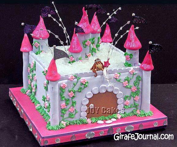Торт для девочек на день рождения с фото