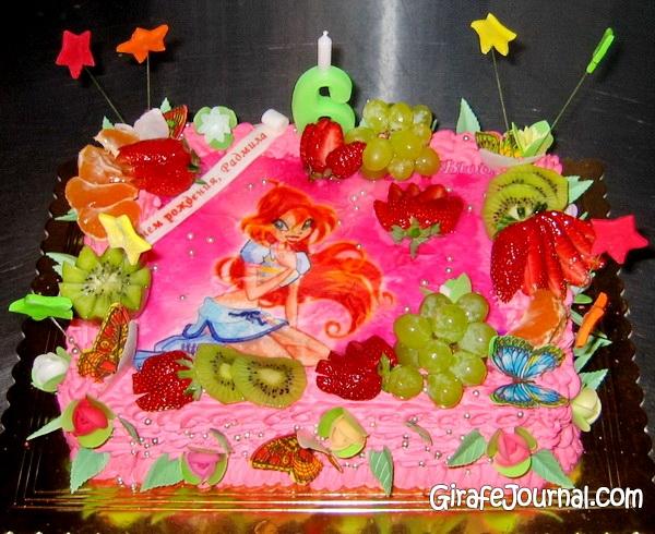 Игры для девочек 5 лет тортики