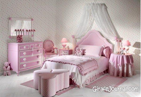 Фото дитячих кімнат для дівчаток 88 фото